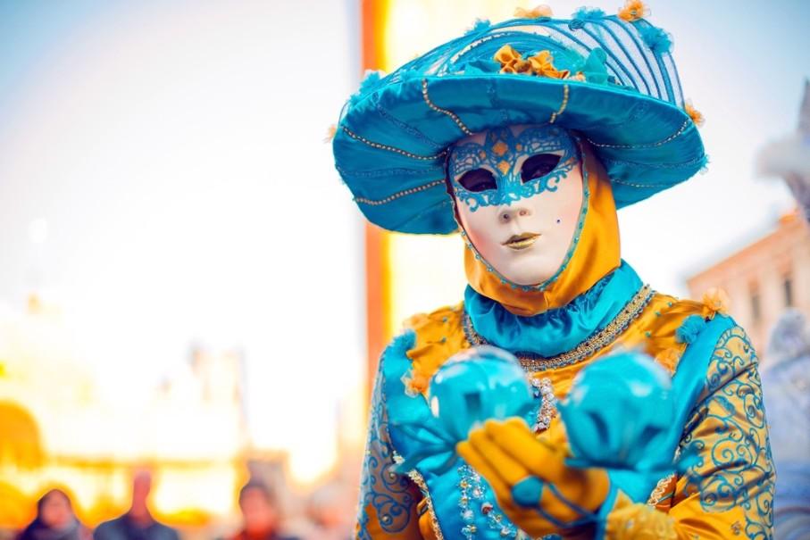 Za světoznámým karnevalem masek a návštěvou Benátek (fotografie 20)