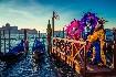 Za světoznámým karnevalem masek a návštěvou Benátek (fotografie 22)