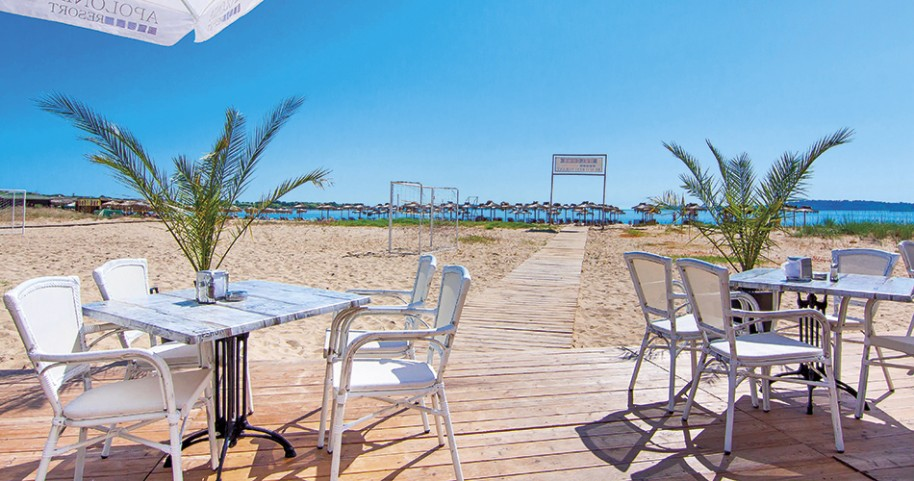 Hotel Apolonia Resort (fotografie 2)
