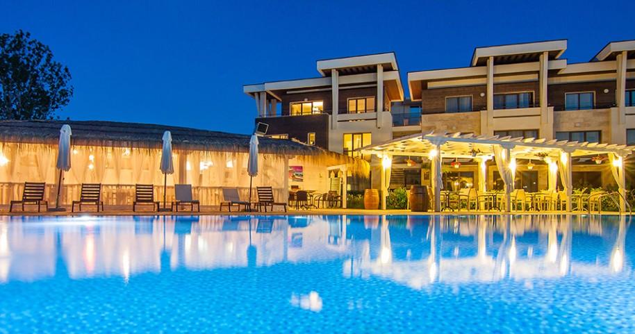 Hotel Apolonia Resort (fotografie 8)