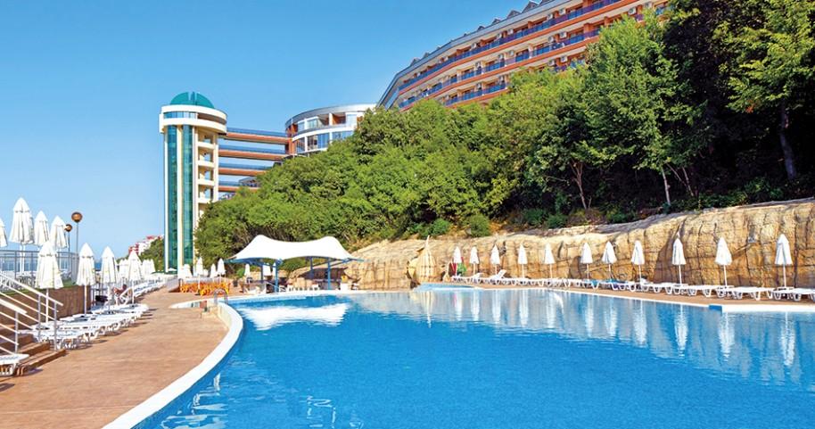 Hotel Paradise Beach (fotografie 12)