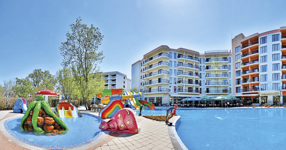 Hotel Prestige Hotel & Aquapark (fotografie 1)