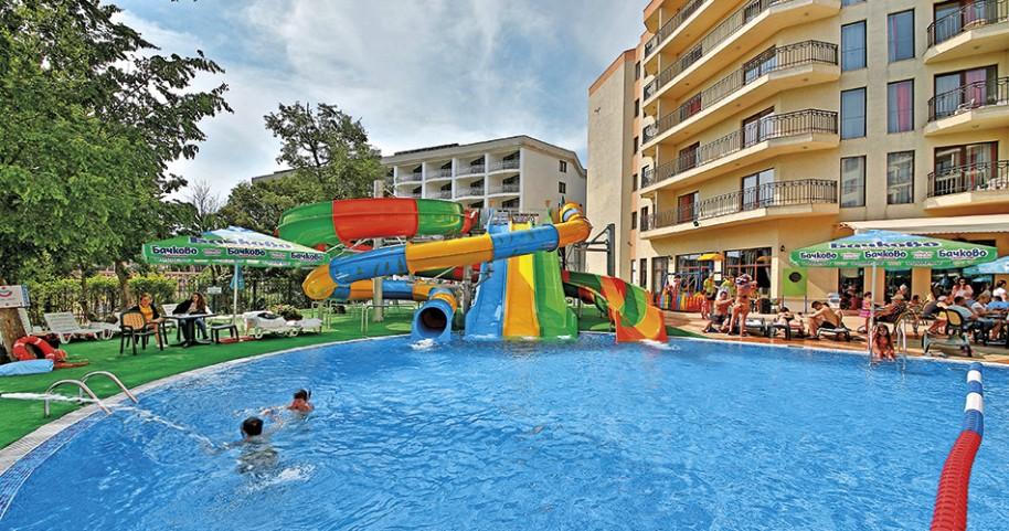 Hotel Prestige Hotel & Aquapark (fotografie 19)