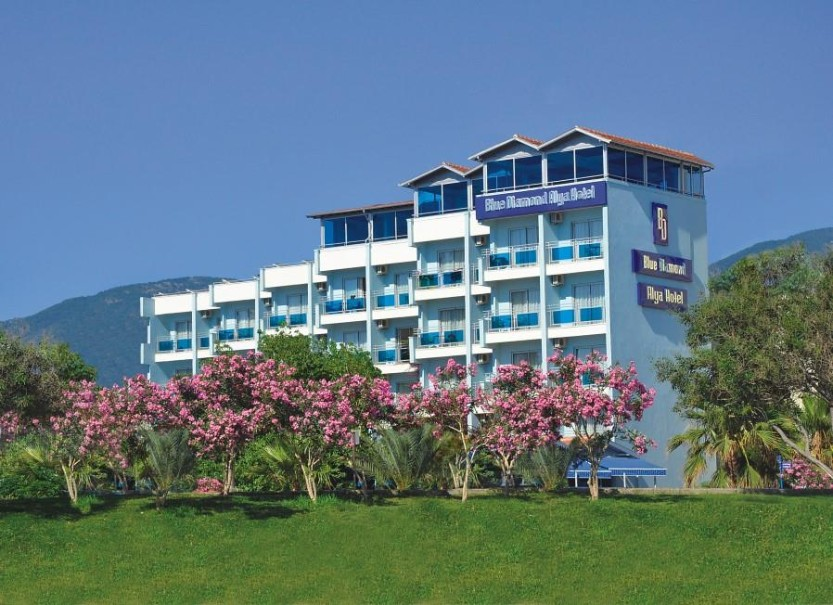 Hotel Blue Diamond Alya (fotografie 16)