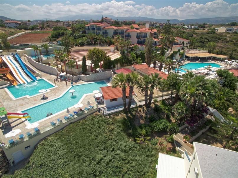 Hotel Rethymno Mare Royal & Water Park (fotografie 1)