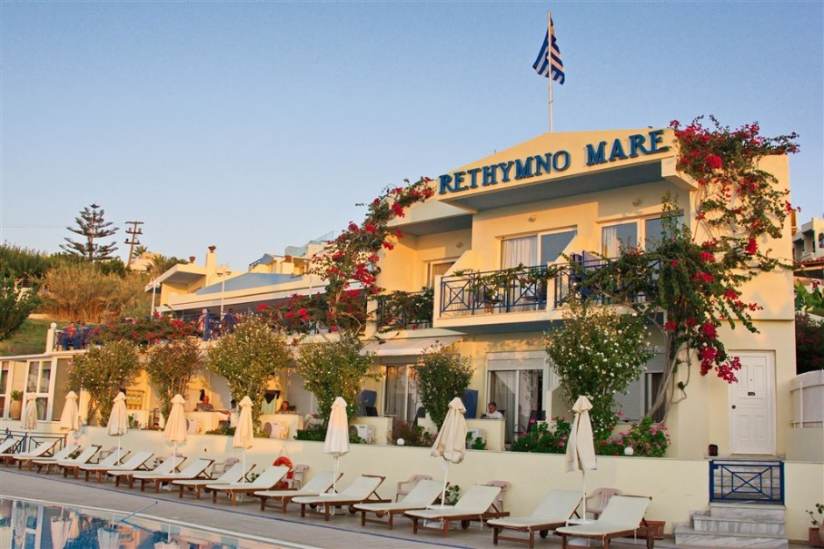 Hotel Rethymno Mare Royal & Water Park (fotografie 41)