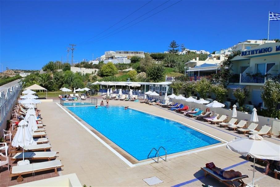 Hotel Rethymno Mare Royal & Water Park (fotografie 51)