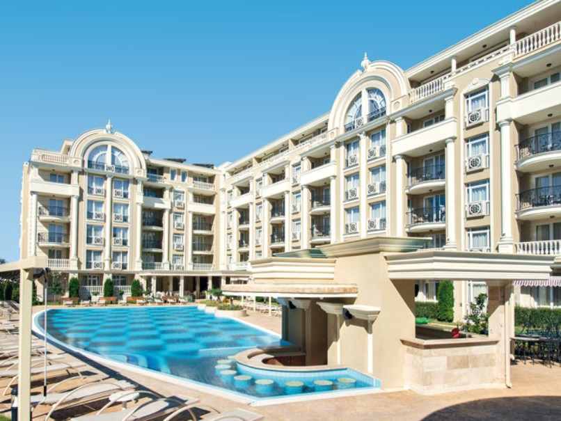 Hotel Rena Alexandria Club (fotografie 2)
