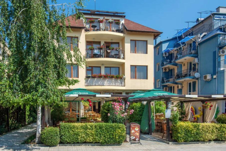 Hotel Kalina Garden (fotografie 2)