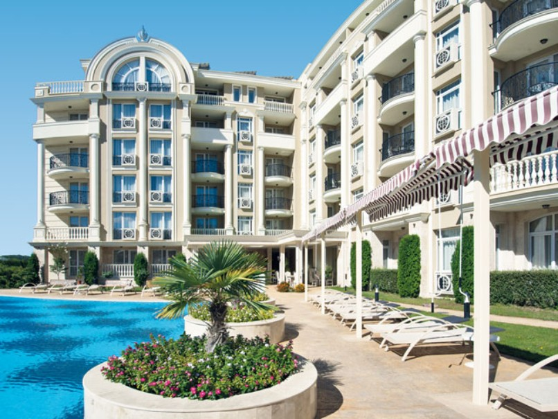 Hotel Rena Alexandria Club (fotografie 1)