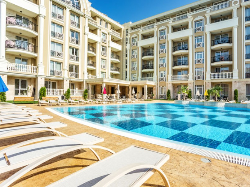 Hotel Rena Alexandria Club (fotografie 12)