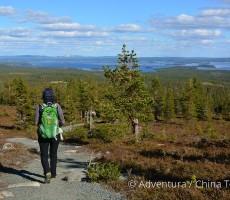 Přírodní krásy Finska
