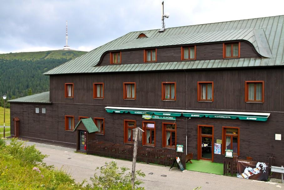 Hotel VZ Ovčárna Pod Pradědem (fotografie 1)