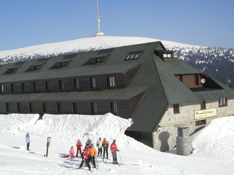Hotel VZ Ovčárna Pod Pradědem (fotografie 13)