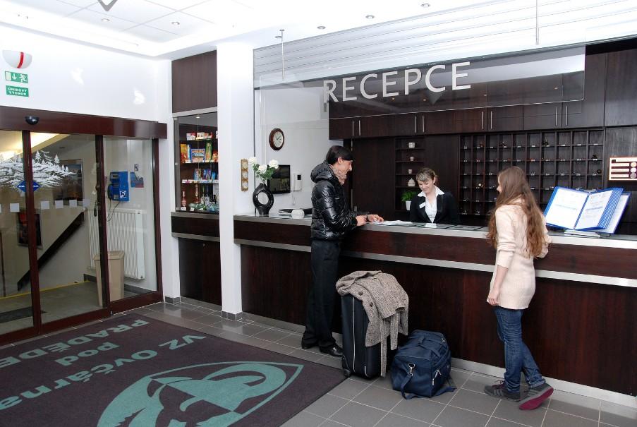 Hotel VZ Ovčárna Pod Pradědem (fotografie 14)