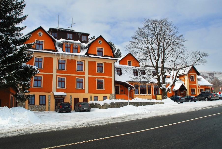 Hotel Stará Pošta (fotografie 2)