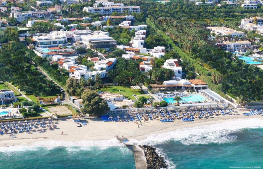 Hotelový komplex Annabelle Beach Resort (fotografie 2)