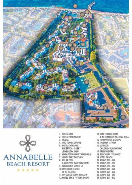 Hotelový komplex Annabelle Beach Resort (fotografie 11)