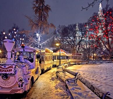 Vánoční Vídeň (hlavní fotografie)