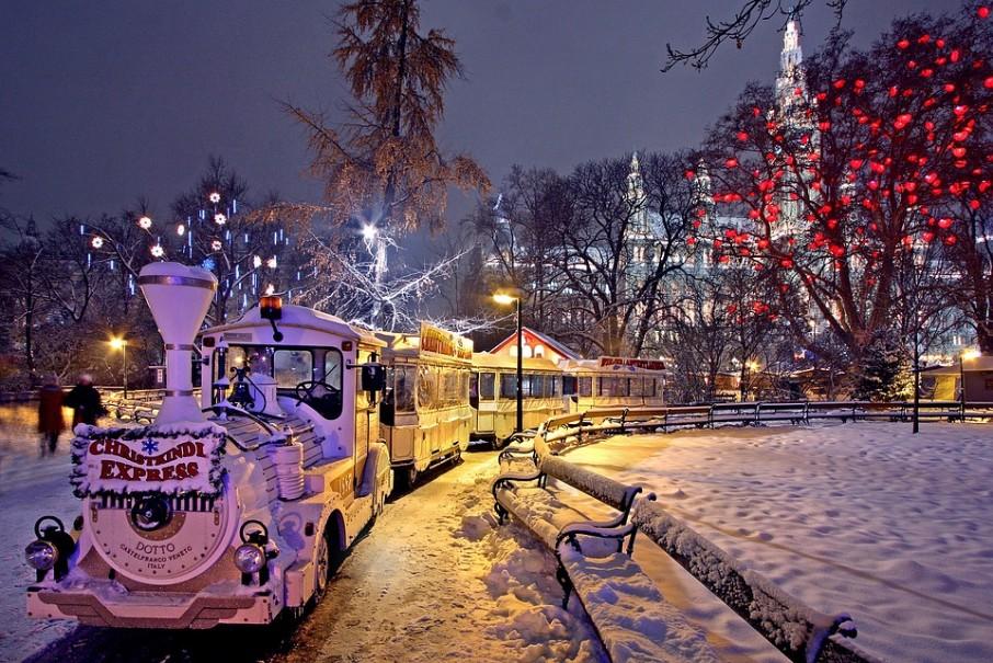 Vánoční Vídeň (fotografie 1)