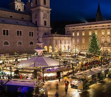 Vánoční Salzburg (hlavní fotografie)