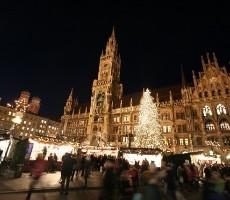 Vánoční Mnichov a Regensburg