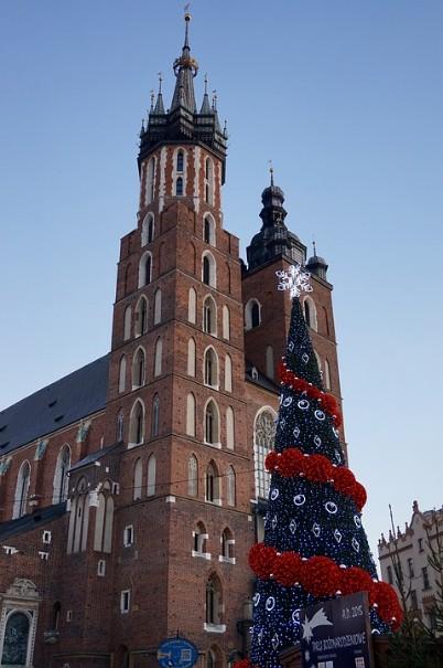 Vánoční Krakov (fotografie 1)