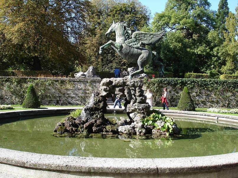 Mozartův Salzburg (fotografie 3)