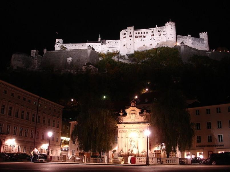 Mozartův Salzburg (fotografie 4)