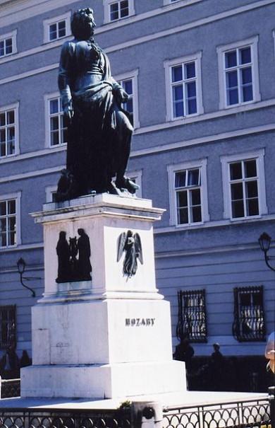 Mozartův Salzburg (fotografie 5)