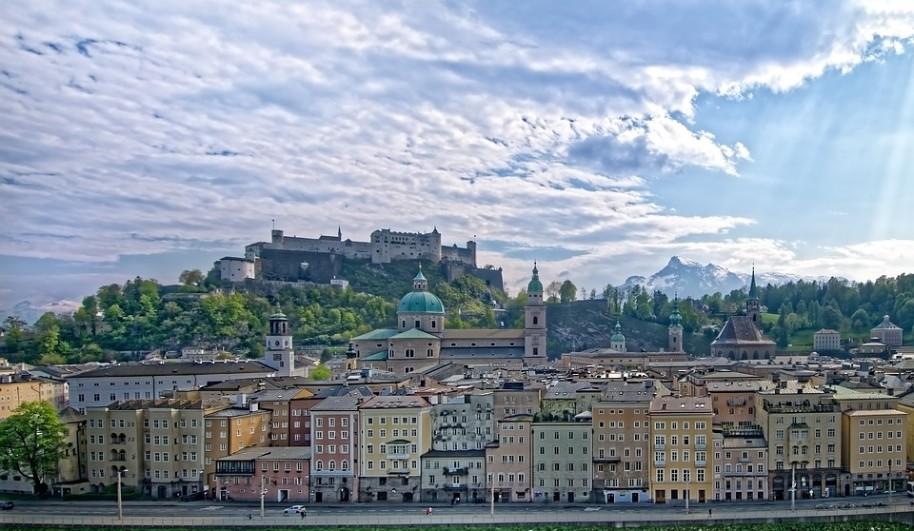Mozartův Salzburg (fotografie 6)