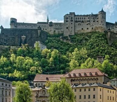 Mozartův Salzburg (hlavní fotografie)