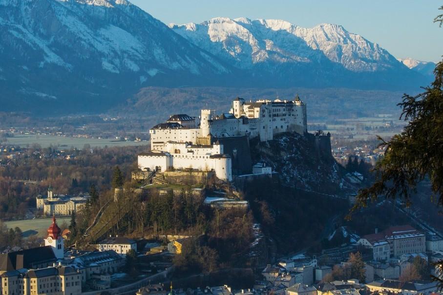 Mozartův Salzburg (fotografie 7)