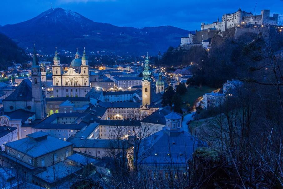 Vánoční Salzburg (fotografie 4)