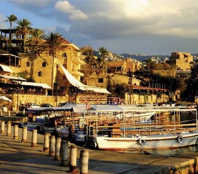 Za historií a přírodou Libanonu