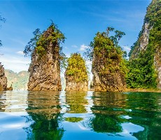 Za nejkrásnějšími památkami a plážemi Thajska