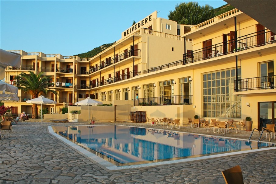 Hotel Corfu Belvedere (fotografie 2)