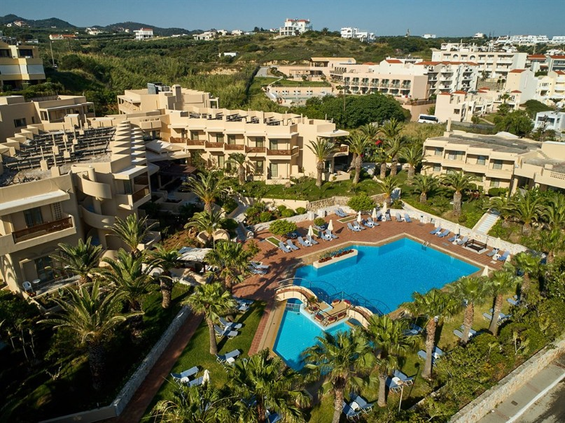 Hotelový komplex Santa Marina Beach (fotografie 12)