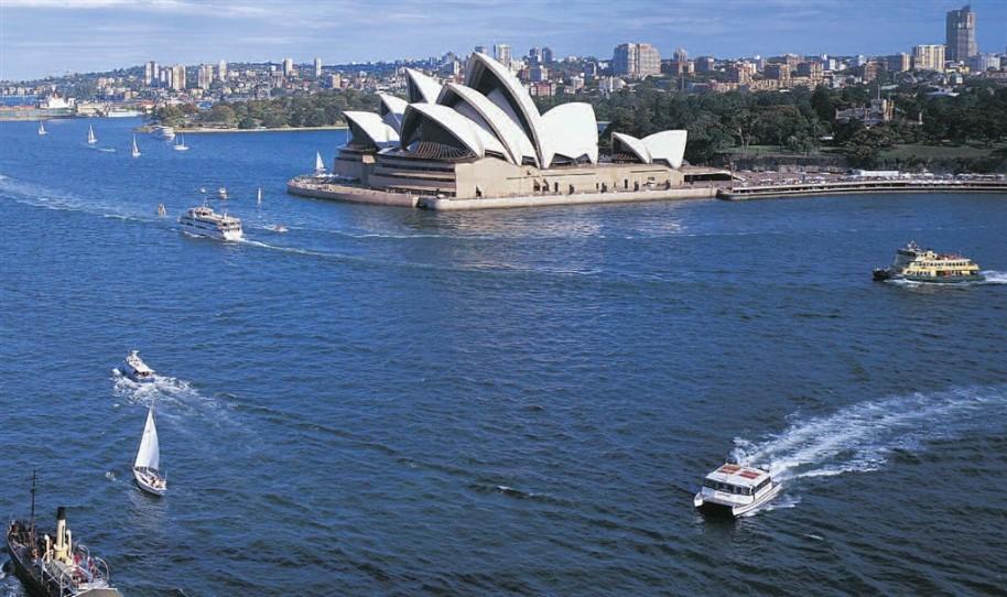 Austrálie - Zlatý trojúhelník (fotografie 4)
