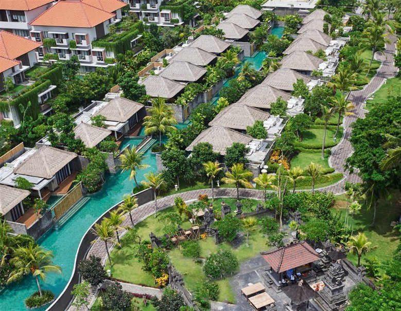 Hotel Inaya Putri Bali (fotografie 1)