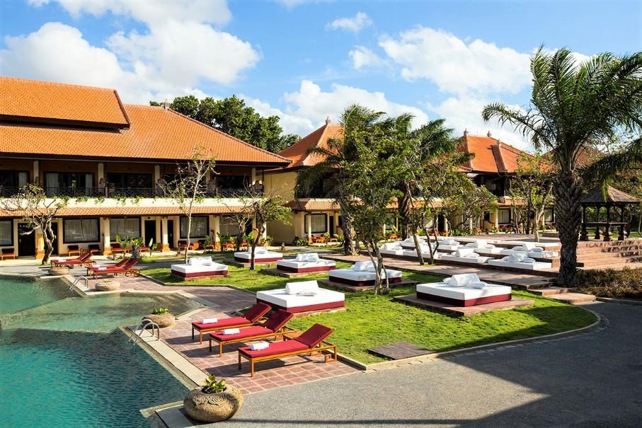 Hotelový komplex Sadara Boutique Resort (fotografie 2)