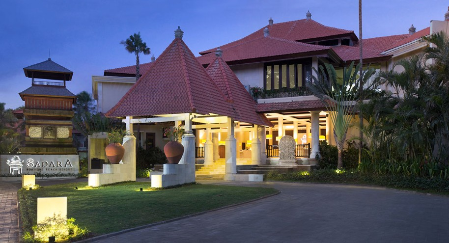 Hotelový komplex Sadara Boutique Resort (fotografie 14)