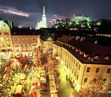 Vánoční Bratislava (hlavní fotografie)