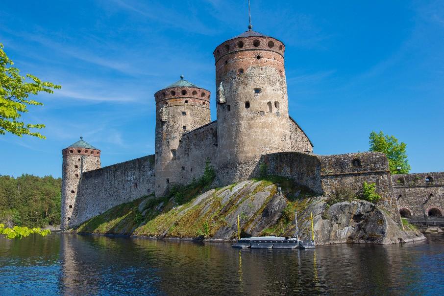Švédsko - Finsko (fotografie 2)
