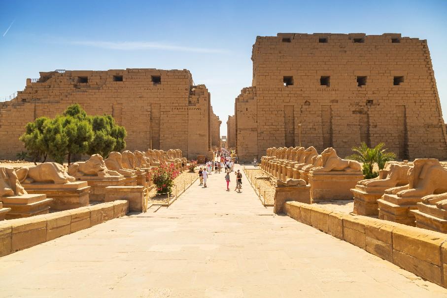 Malý okruh Egyptem s koupáním v Hurghadě (fotografie 3)