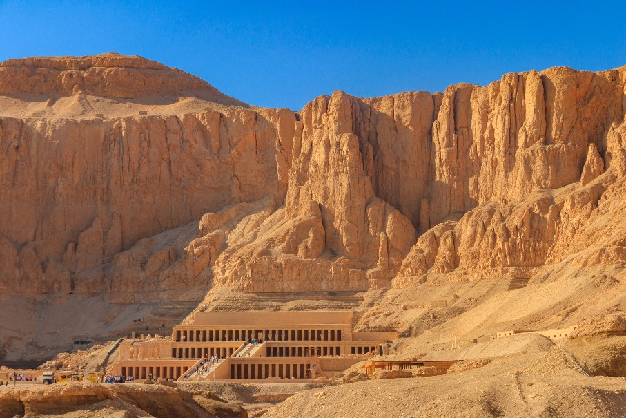 Malý okruh Egyptem s koupáním v Hurghadě (fotografie 5)