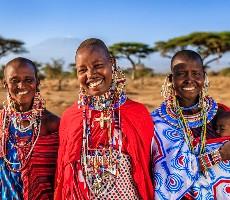 Safari okruh Keňou s pobytem u moře