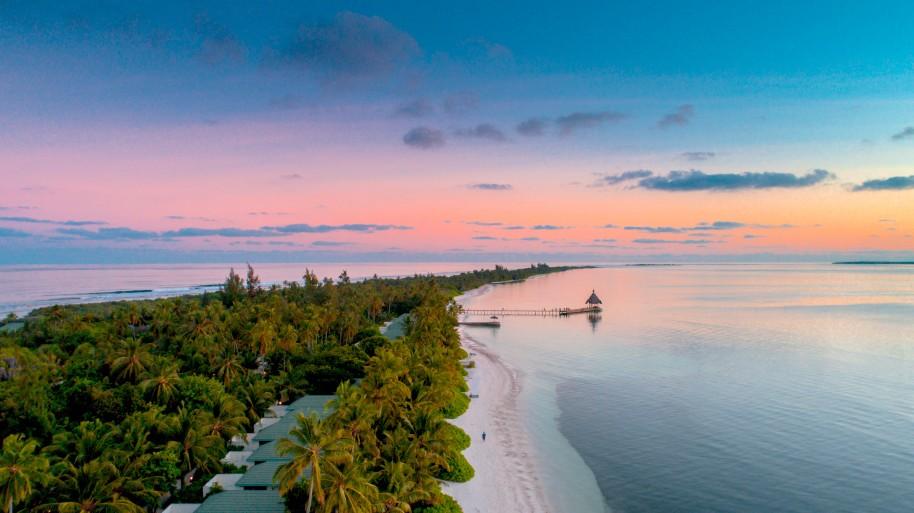 Hotel Canareef Resort Maldives (fotografie 1)