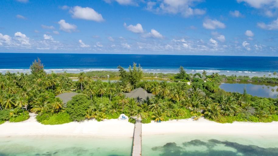 Hotel Canareef Resort Maldives (fotografie 2)