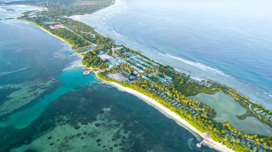 Hotel Canareef Resort Maldives (fotografie 13)